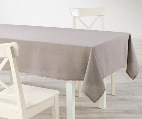 Femina Taupe Asztalterítő 140x240 cm