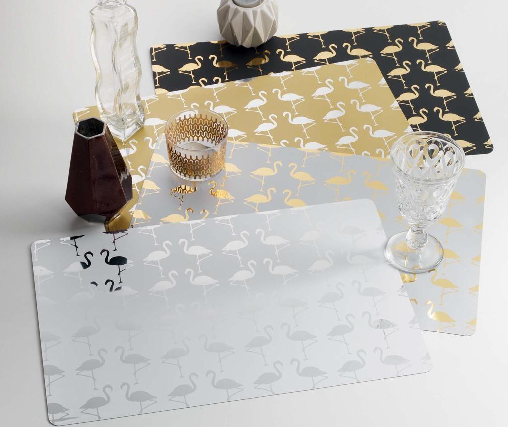 Namizni pogrinjek Cap Ouest Gold 28.5x43.5 cm