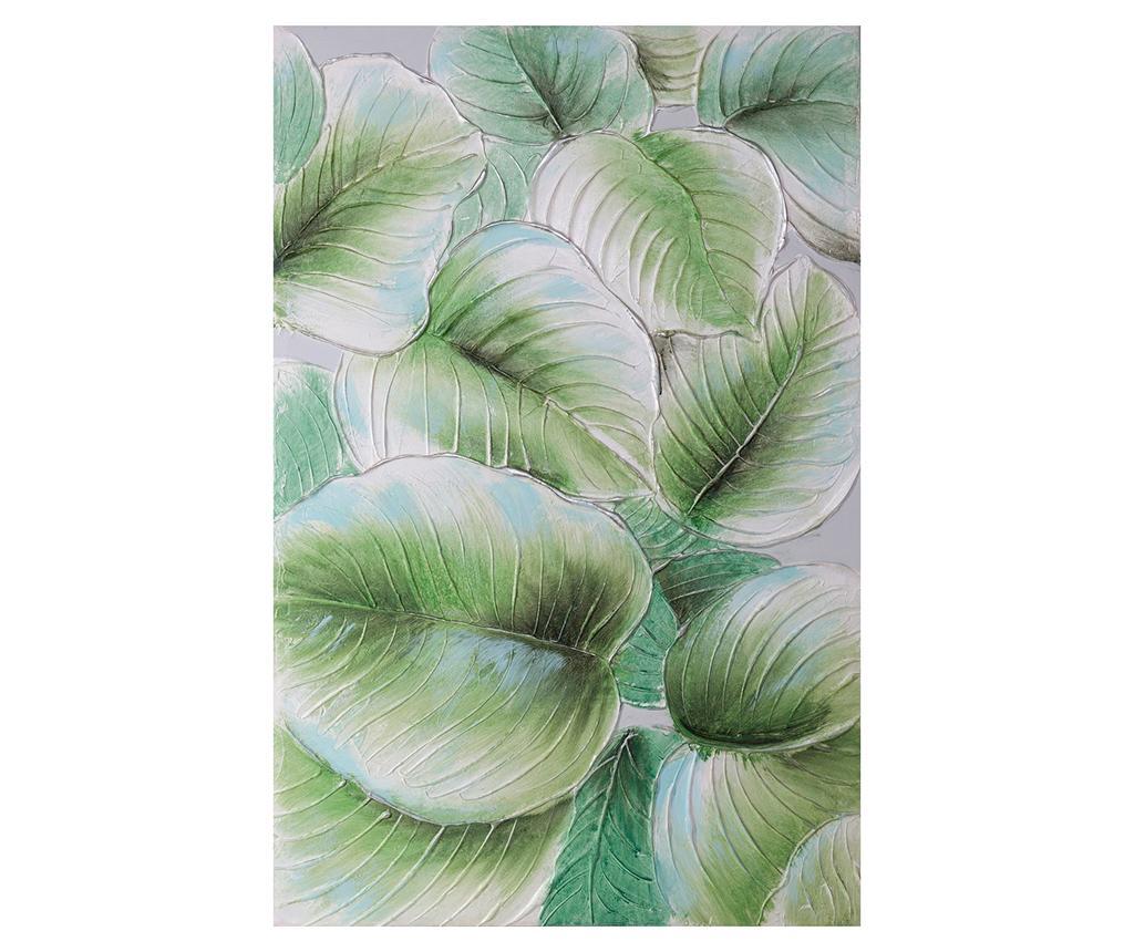 Tablou Botanics 60x90 cm - Eurofirany, Multicolor