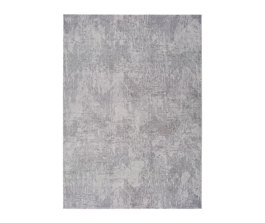 Covor Betty Grey & Silver 160x230 cm - Universal XXI, Gri & Argintiu