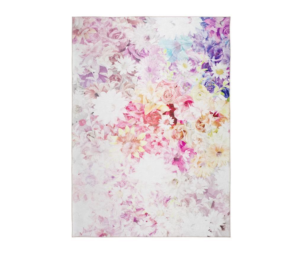 Covor Bouquet Pastel Multicolor 80x150 cm - Universal XXI, Multicolor
