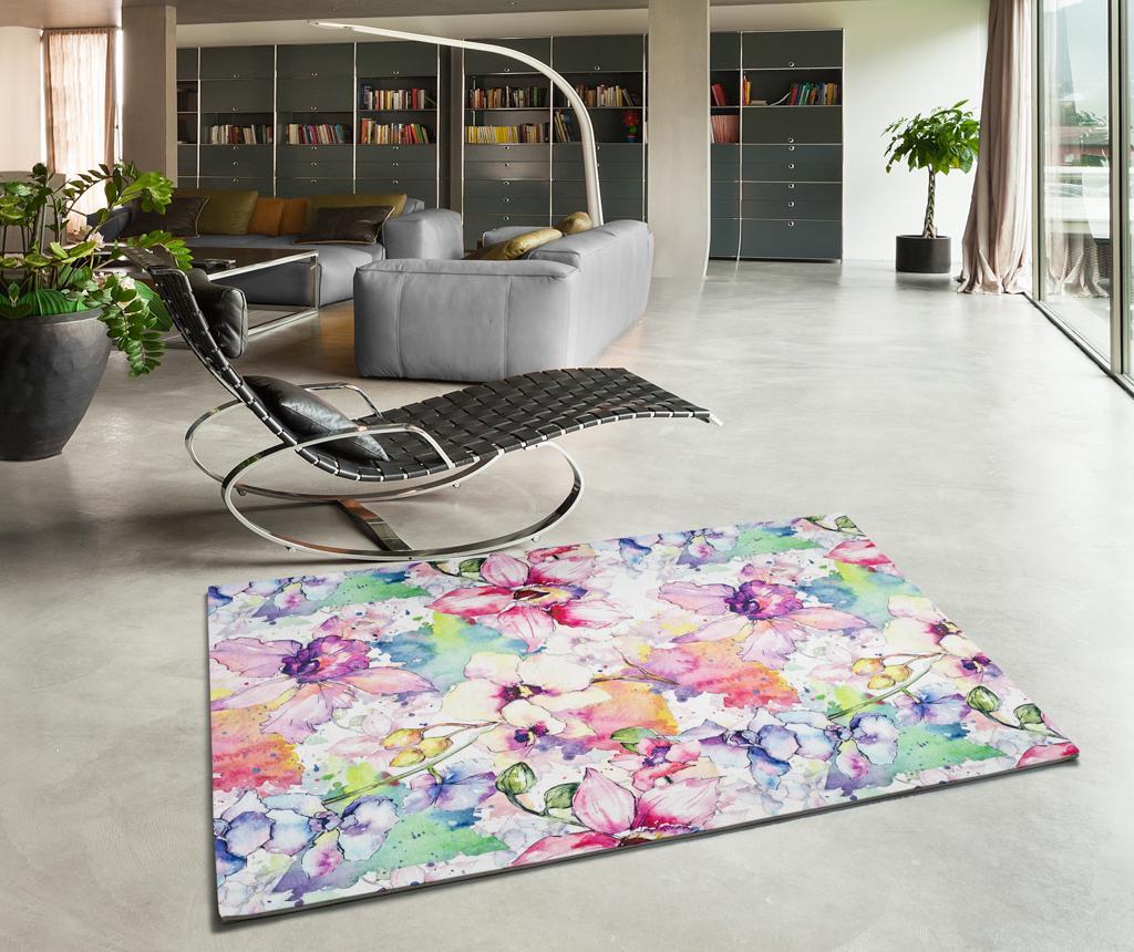 Covor Bouquet Multicolor 140x200 cm - Universal XXI, Multicolor