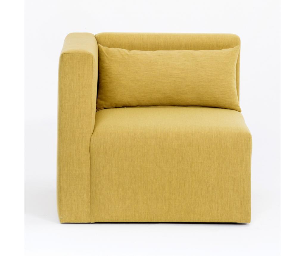 Modul coltar Plus Yellow - Balcab Home