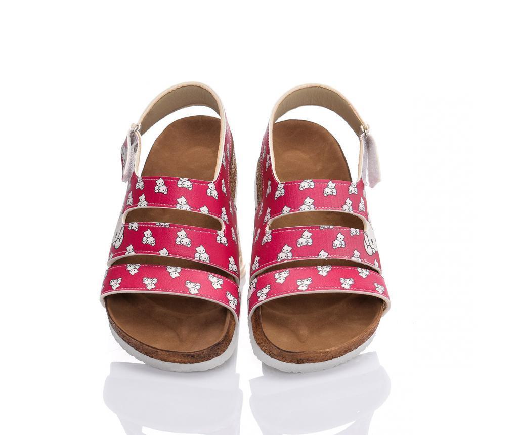 Sandale dama Baby Cats 37 - CELLA, Multicolor
