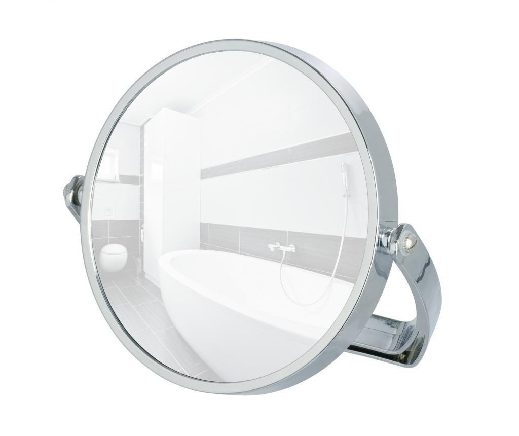 Oglinda cosmetica Noale - Wenko, Gri & Argintiu