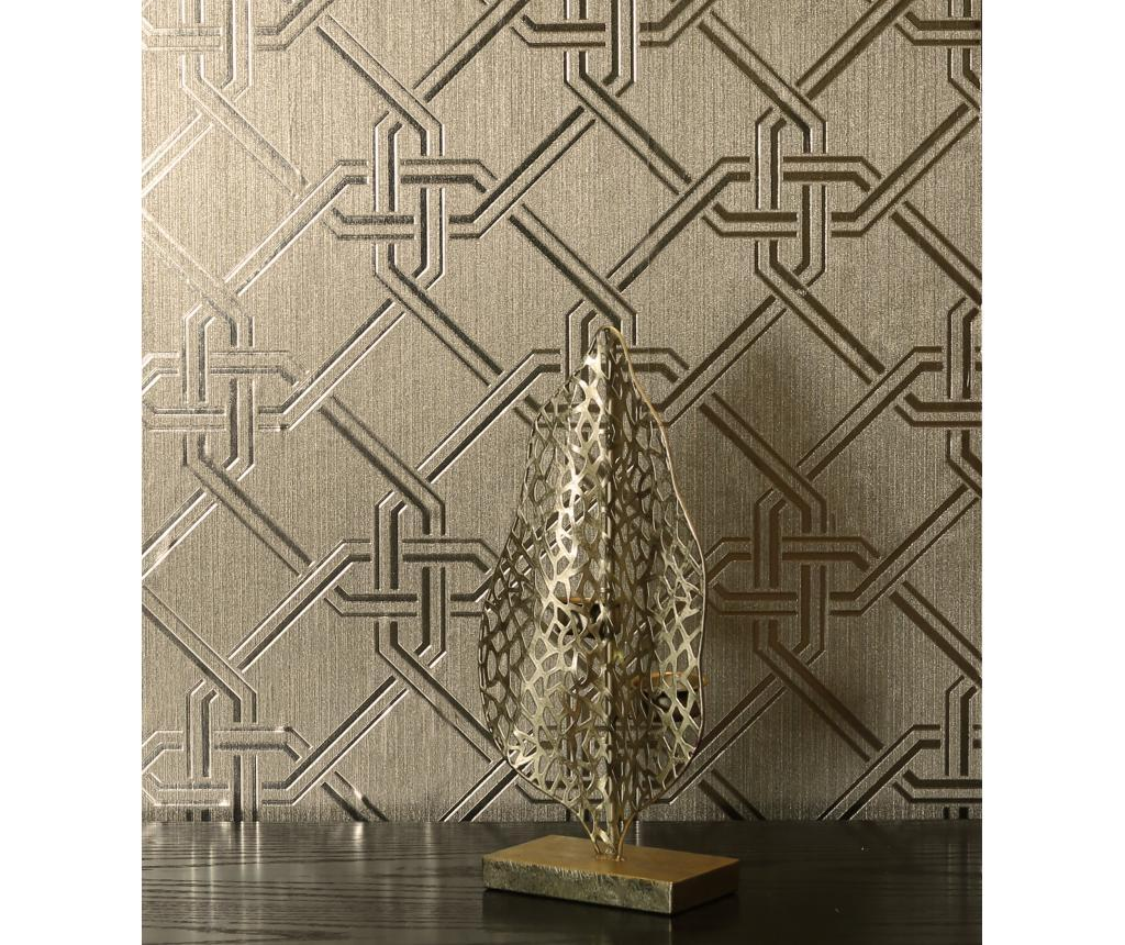Tapet Gianni Foil Champagne 53x1005 cm - Arthouse