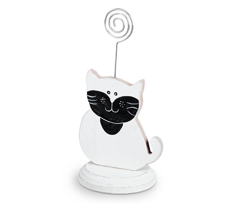 Suport pentru card de masa Dotty Cat