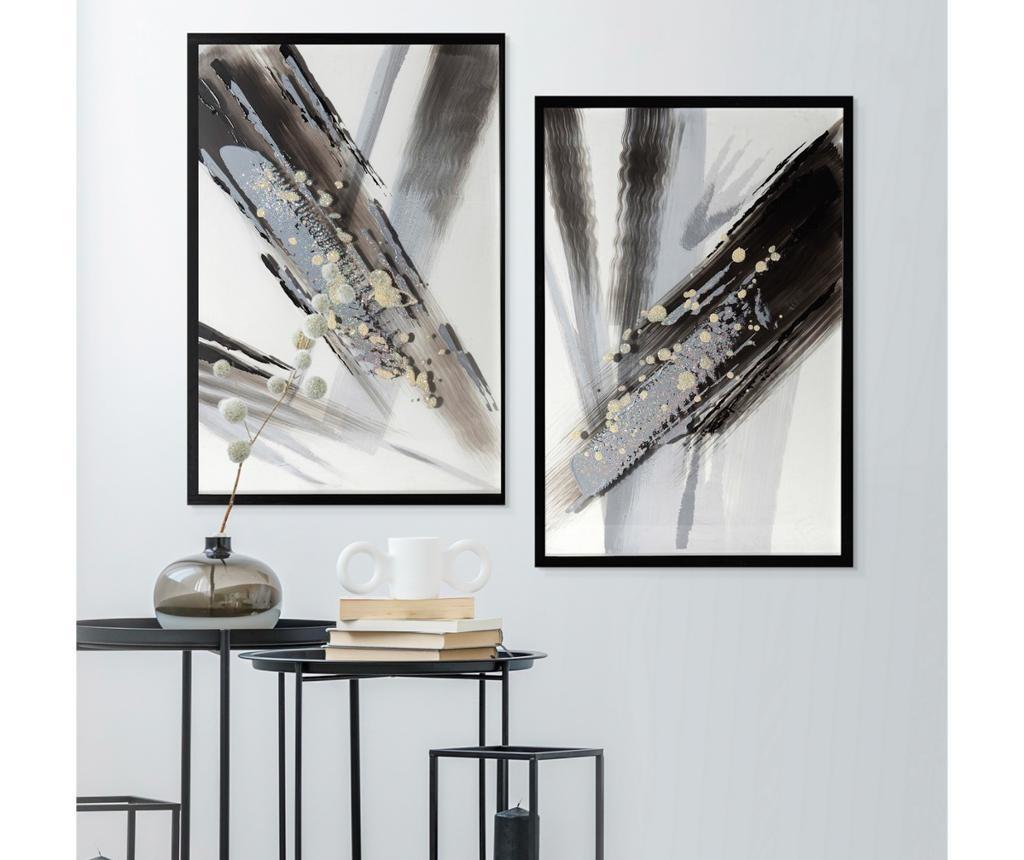 Stardust Half Kép 40x60 cm