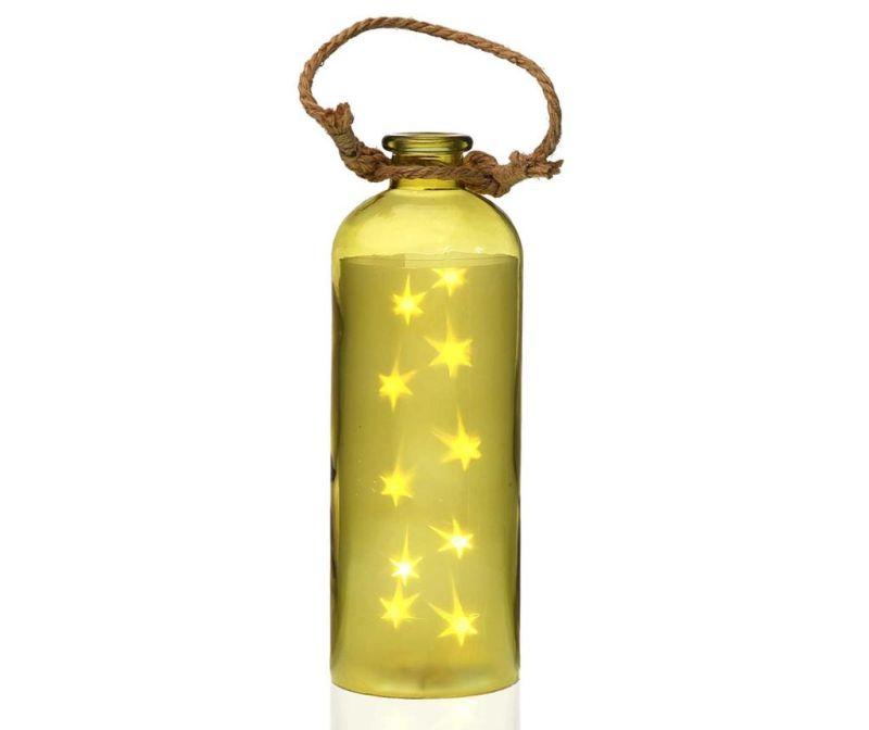 Svjetleći ukras Stars Golden