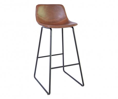Barski stol Cholo Brown