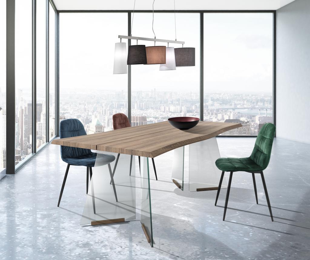 Комплект 4 стола Fluffy Green