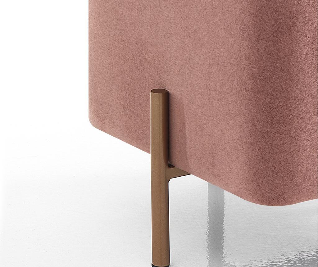 Стол Ammy Square Pink