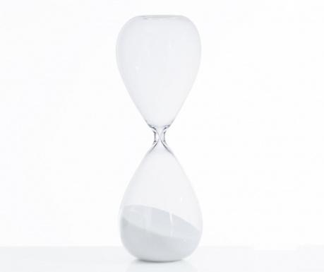 Pješčani sat Tomtime 30 White