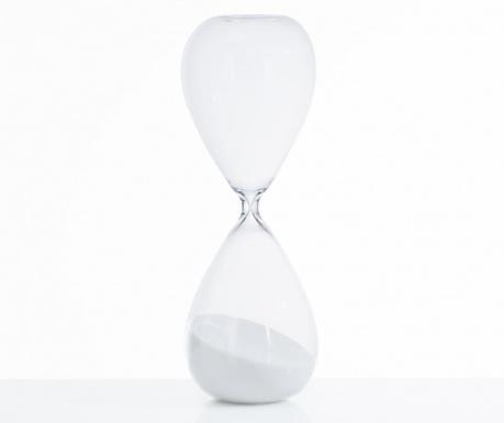 Pješčani sat Tomtime 60 White