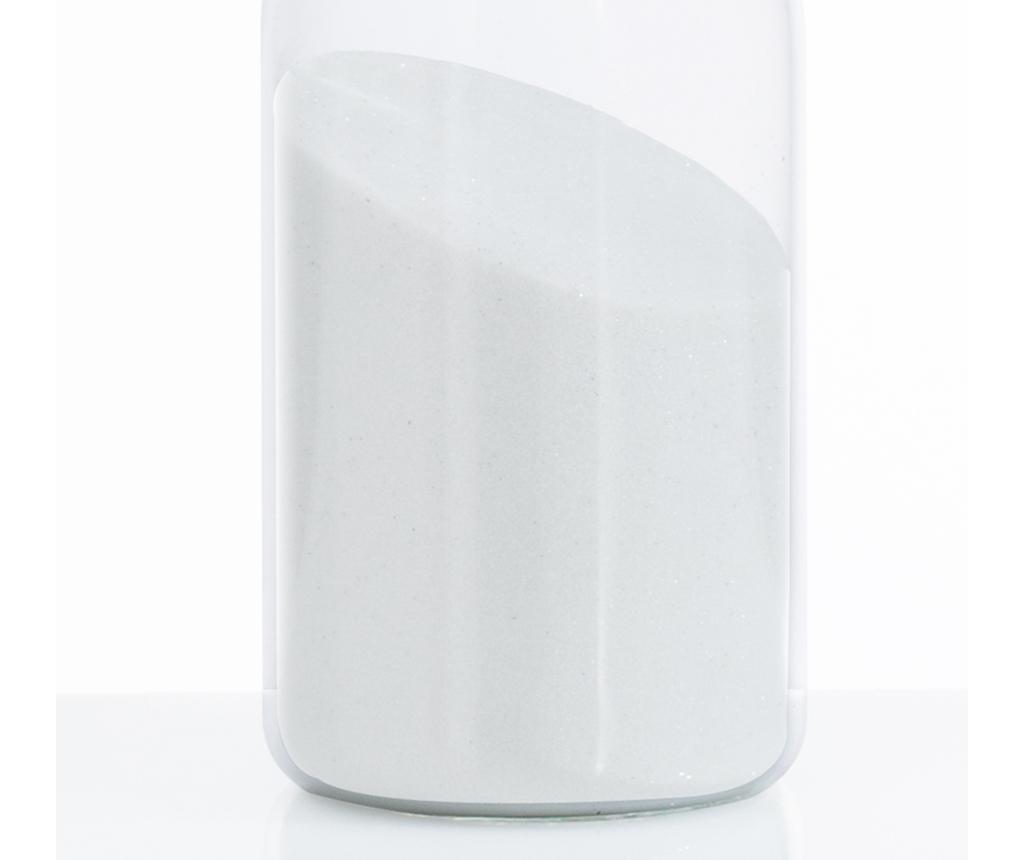 Пясъчен часовник Tomtime Mood 60 White