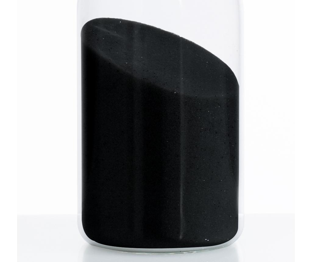 Пясъчен часовник Tomtime Mood 60 Black
