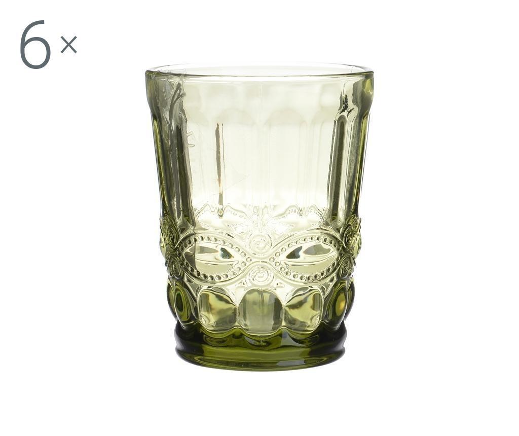 Set 6 kozarcev za whiskey Brittney