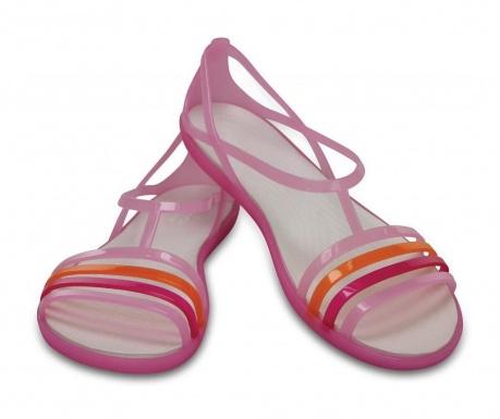 Ženski sandali Crocs Isabella Sandal Red 37-38