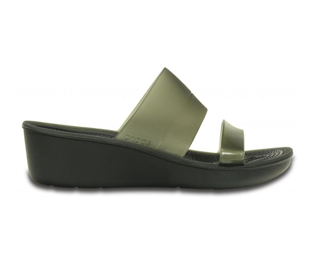 Ženski natikači ColorBlock Wedge 41-42