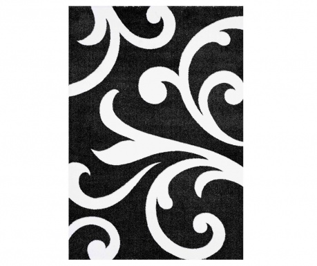 Tepih Damasko Black 140x190 cm