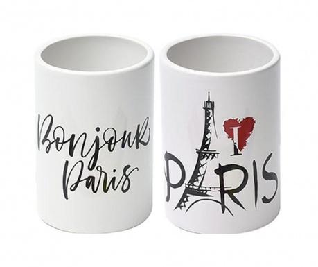 Pohár do kúpeľne Parisienne