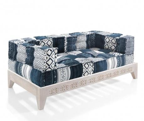 Комплект 2 възглавници за под и поставка Rachel Style