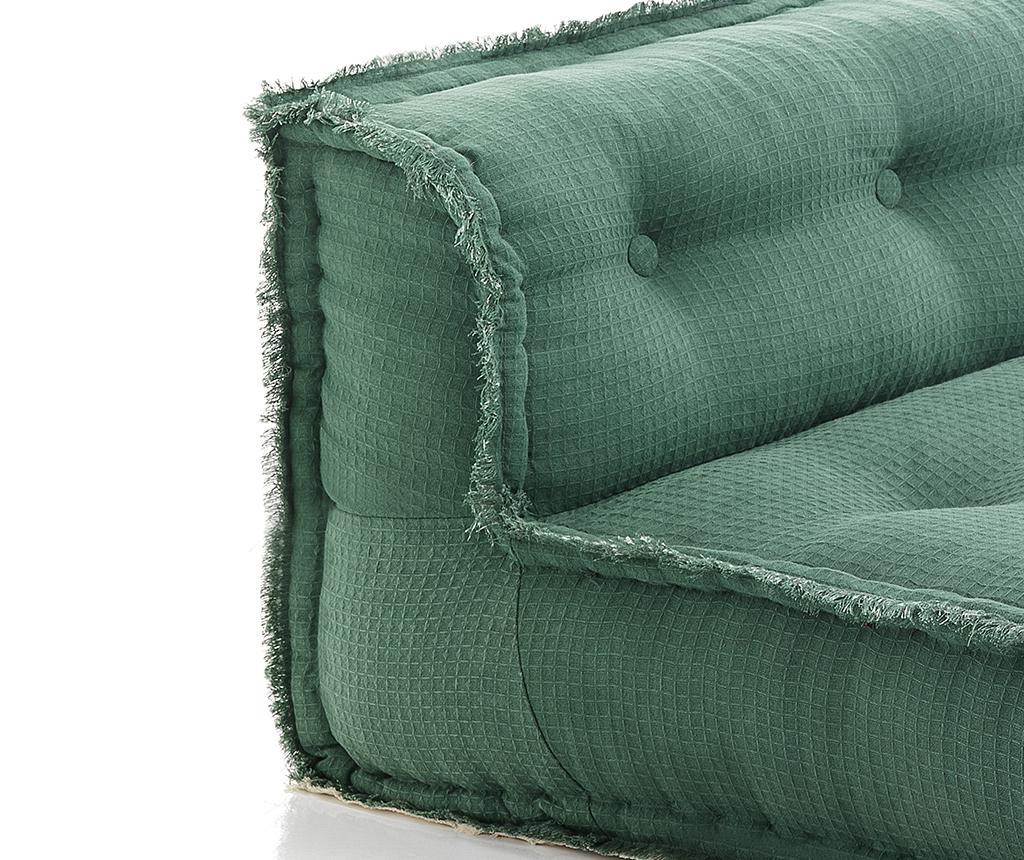 Puf Fancy Green