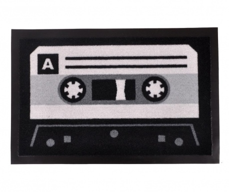 Входна изтривалка Printy Tape Grey Black 40x60 см