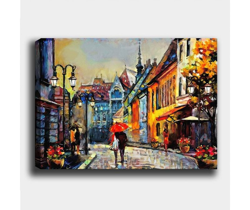 Tablou Street 40x60 cm