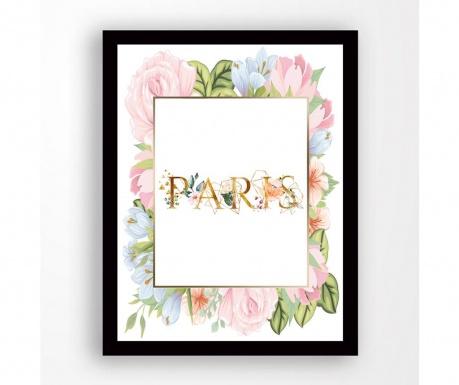 Obraz Paris 24x29 cm