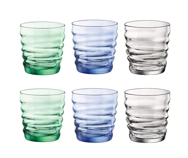 Set 3 čaše Riflessi