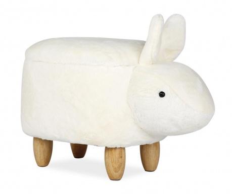 Dětský sedací puf Rabbit
