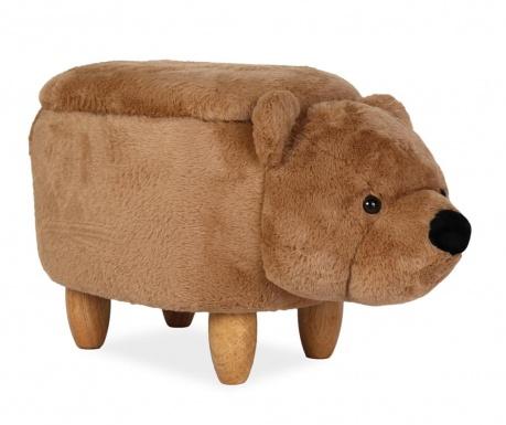 Dětský sedací puf Bear