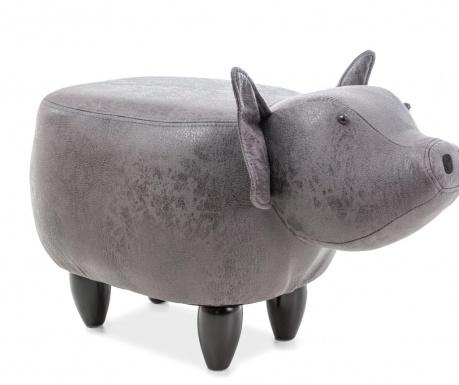 Dětský sedací puf Pig