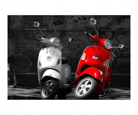 Covoras de intrare Motorcycles 52x75 cm