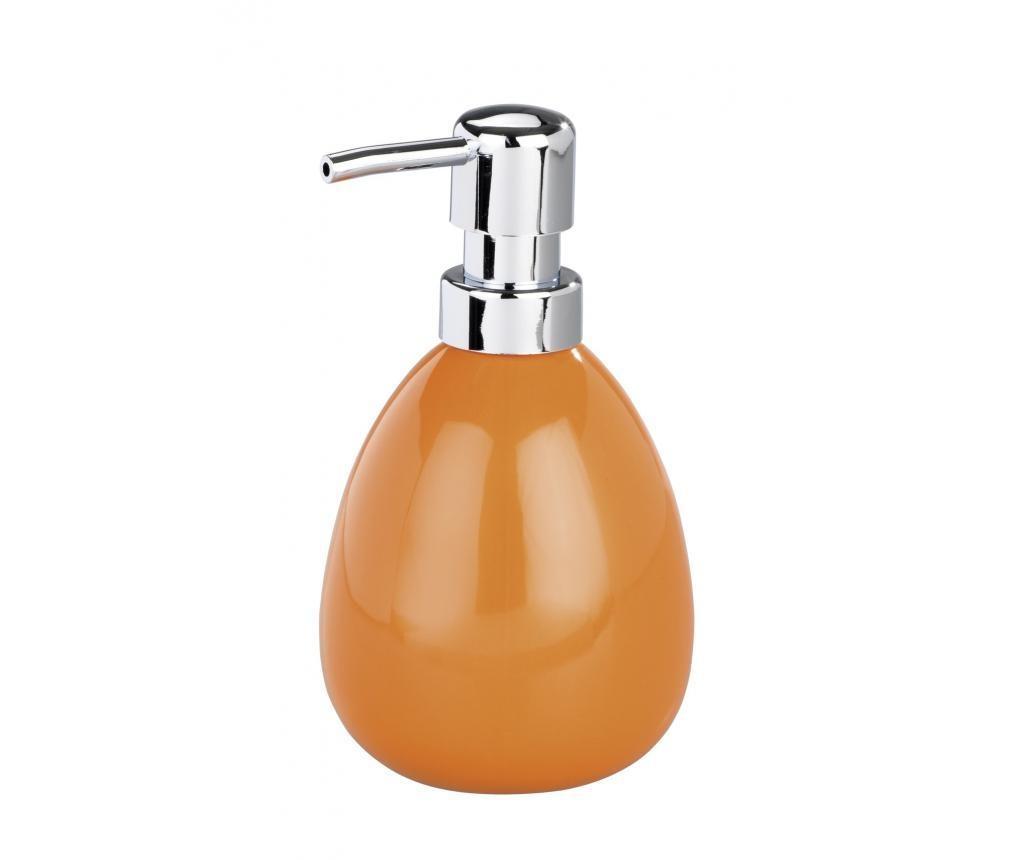 Dispenser pentru sapun lichid Polaris Orange