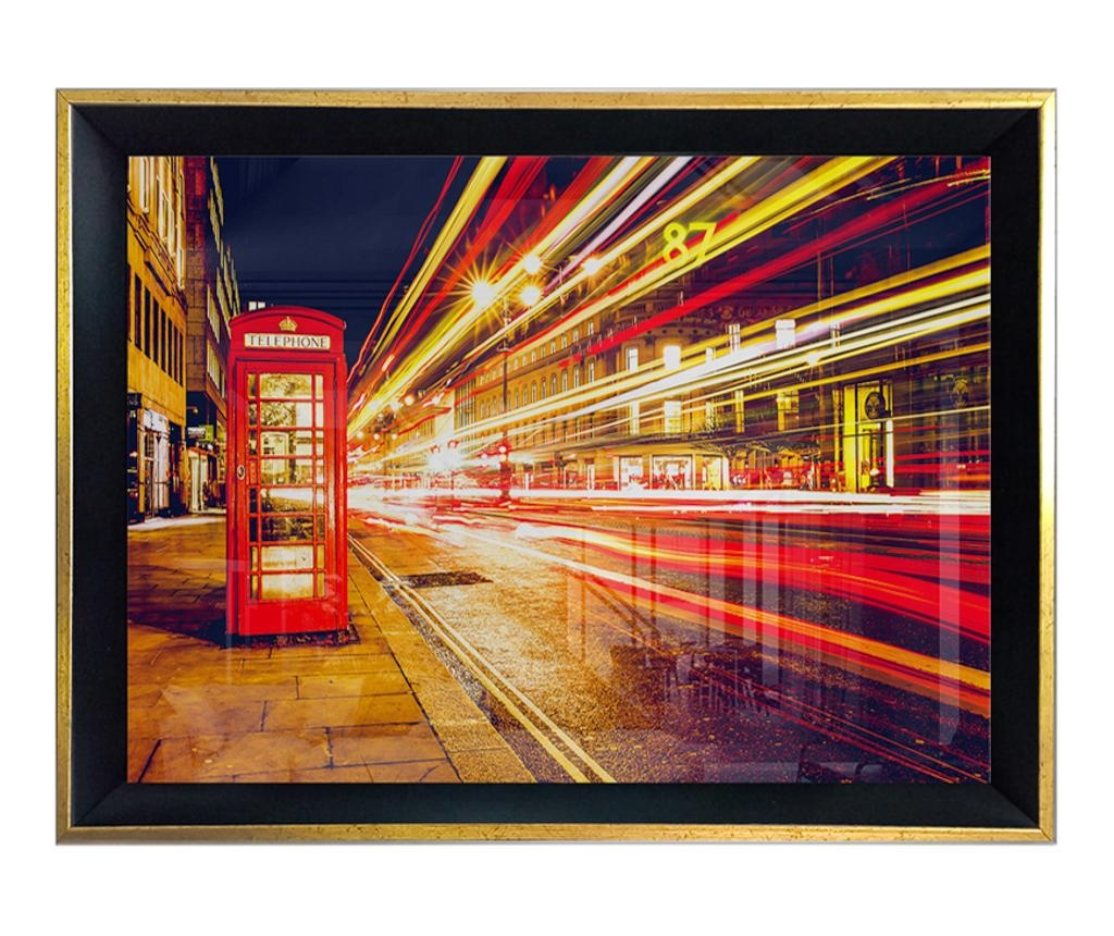 Slika Telephone Box 55x75 cm