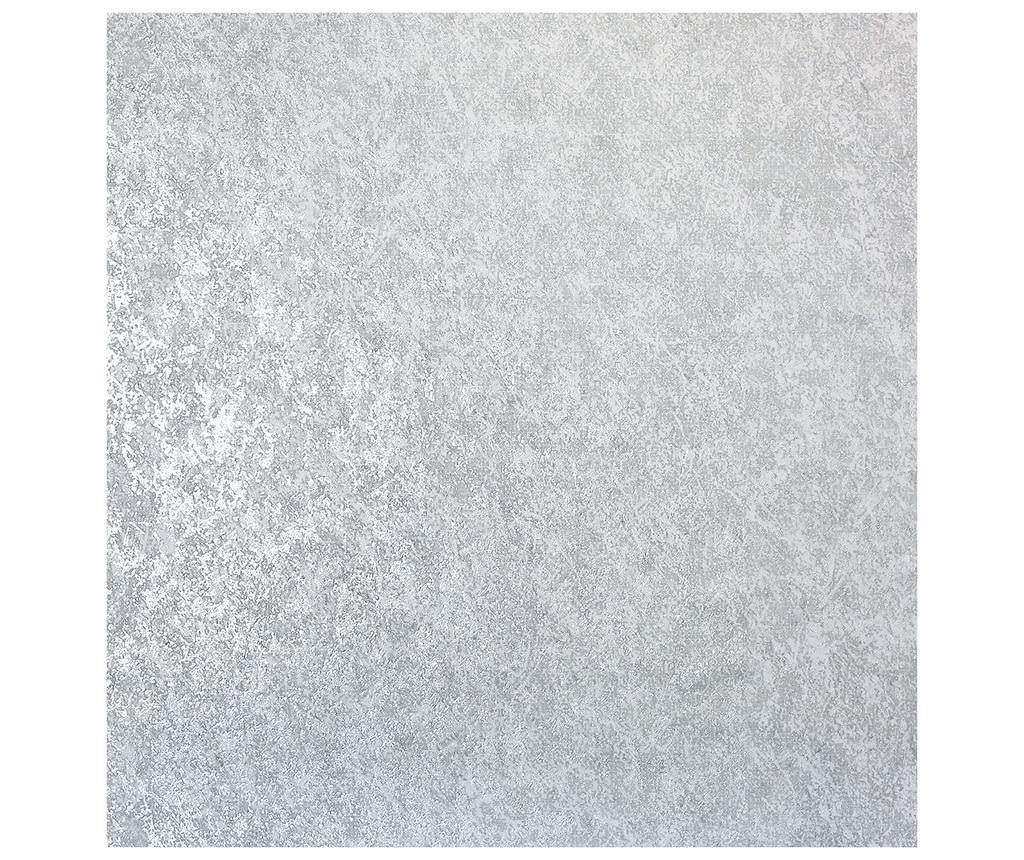 Tapet Texture Silver Kiss Foil 53x1005 cm