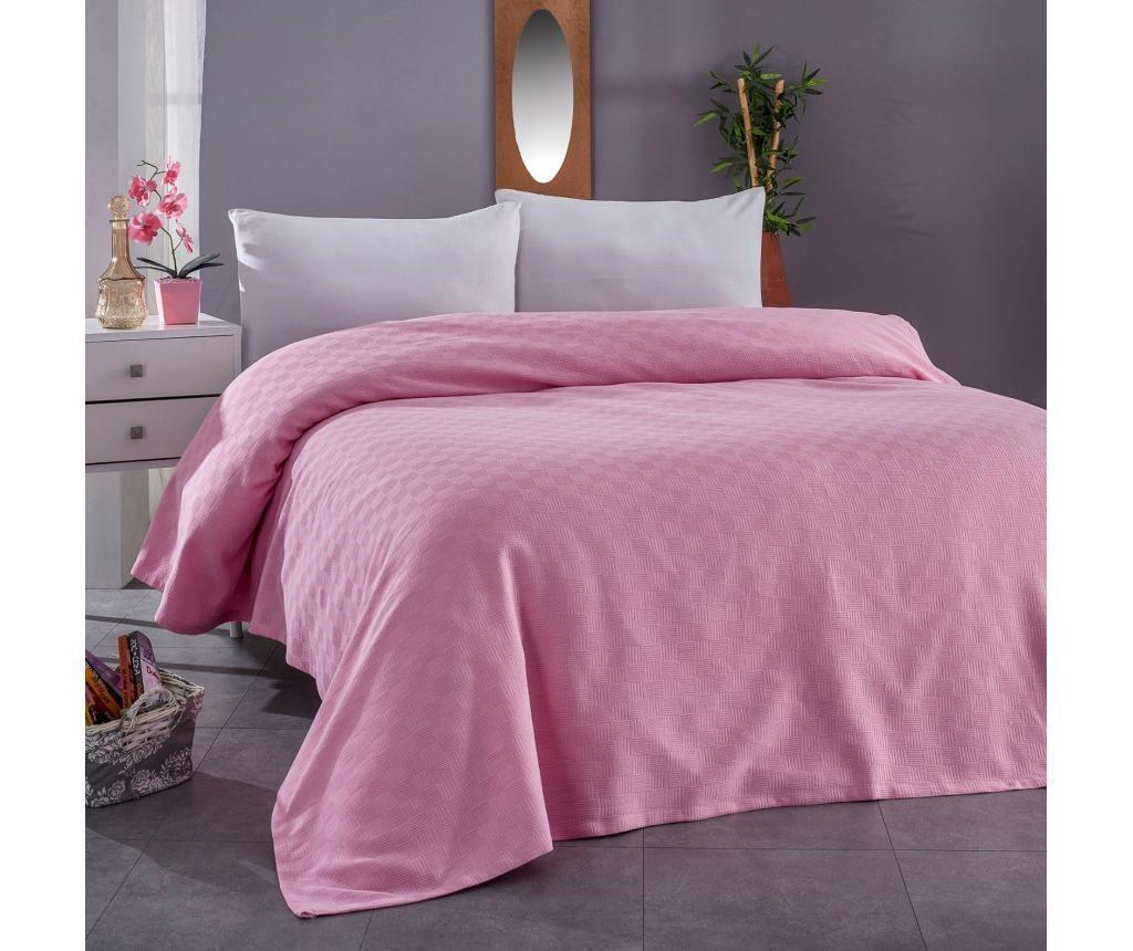 Patura Summer Pink 200x230 cm