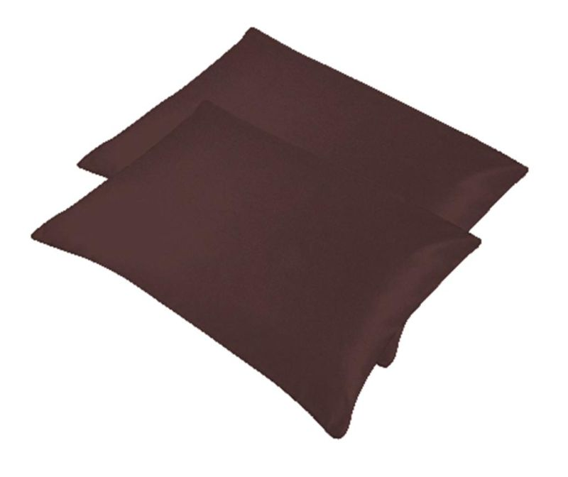 Set 2 fete de perna Bogo Dark Brown 50x70 cm