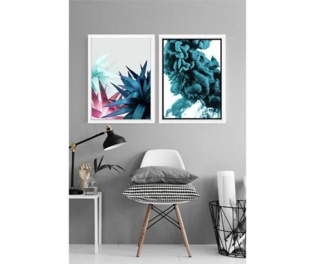 Σετ 2 πίνακες Tones 23x33 cm