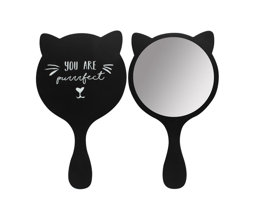 Oglinda de mana Cat Black