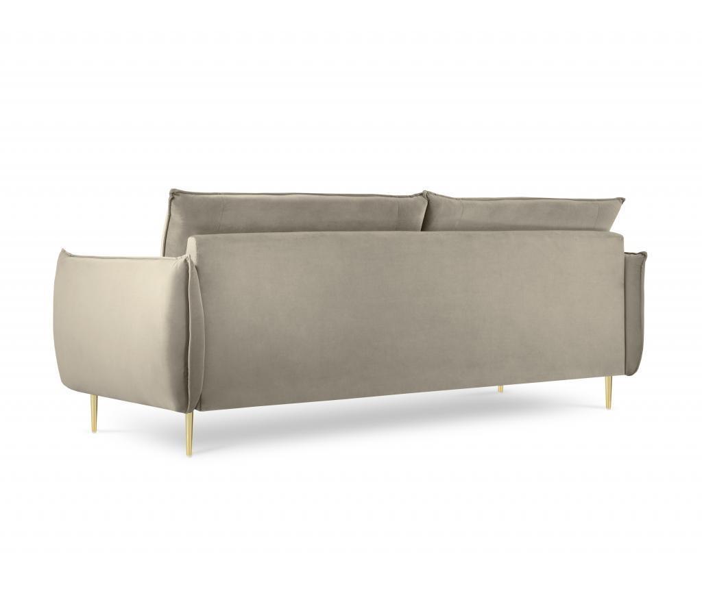 Sofa cu 2 locuri Biagio Beige