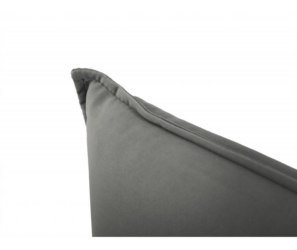 Sofa cu 2 locuri Biagio Grey