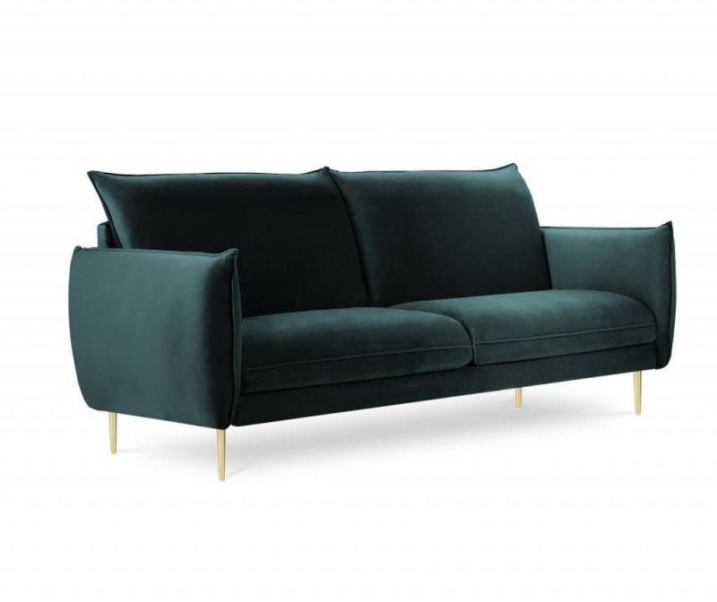 Sofa cu 2 locuri Biagio Petrol