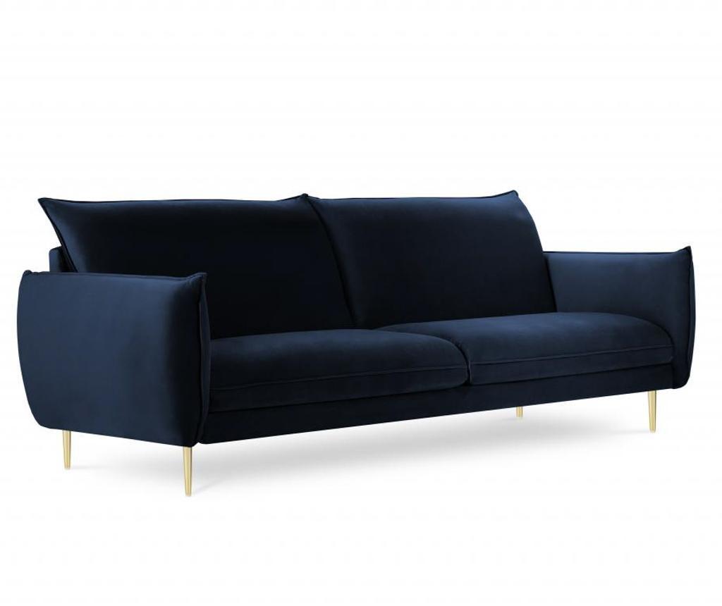 Sofa cu 3 locuri Biagio Royal Blue