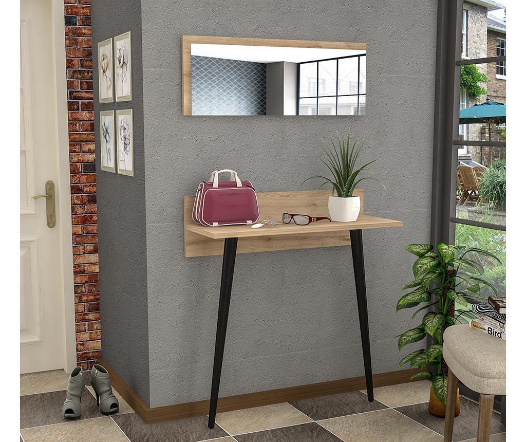 Set consola si oglinda - Oyo Concept, Maro
