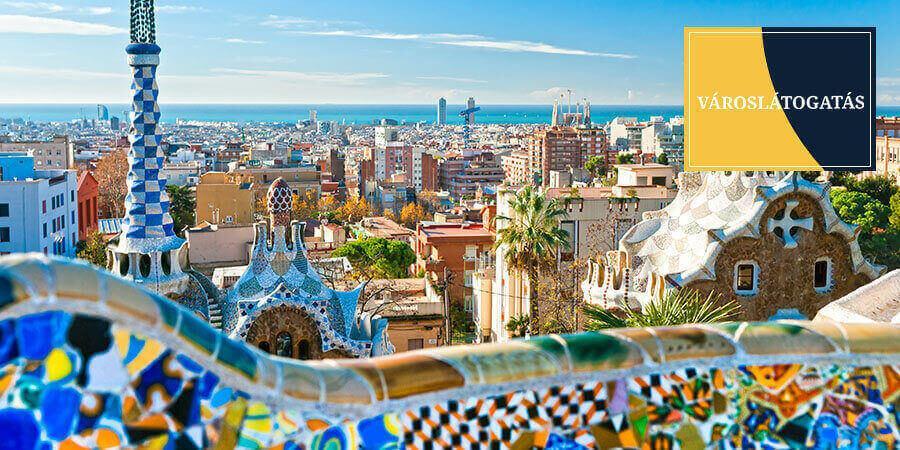 Városlátogatás Barcelonában