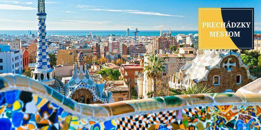 City Break v Barcelóne