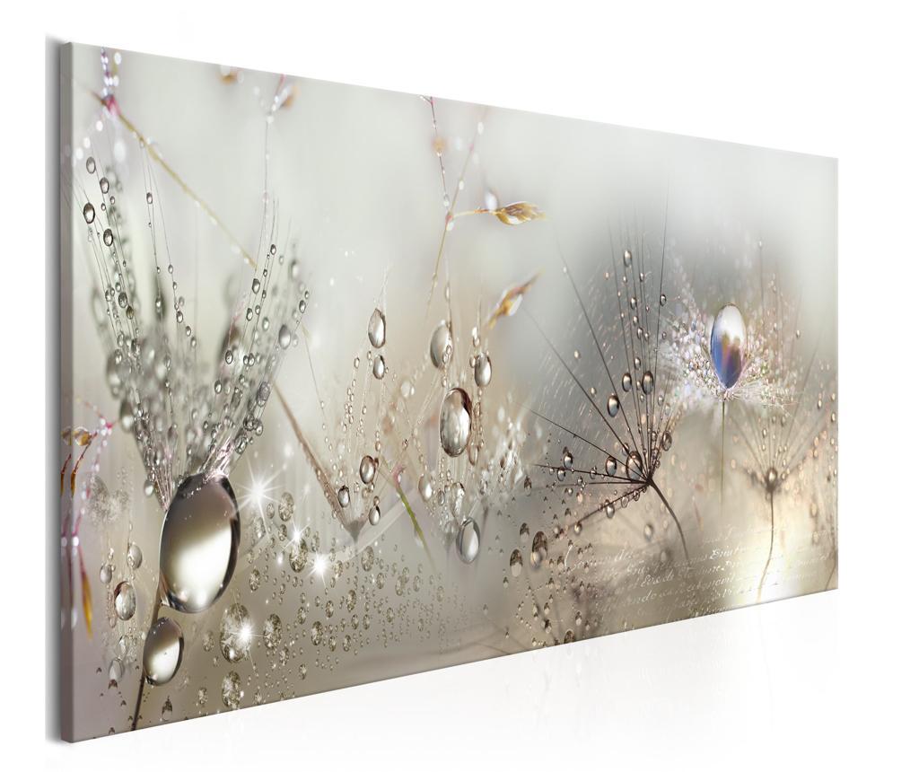 Tablou Morning Song 135x45 cm - Artgeist, Multicolor
